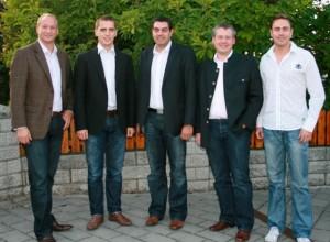 Christian Doleschal geht erneut ins Rennen um ein Mandat in der Bundesvorstandschaft der Jungen Union